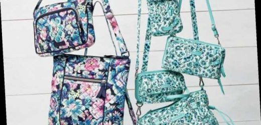 Amazon's Big Winter Sale: Save Up To 50% Off on Vera Bradley Bags