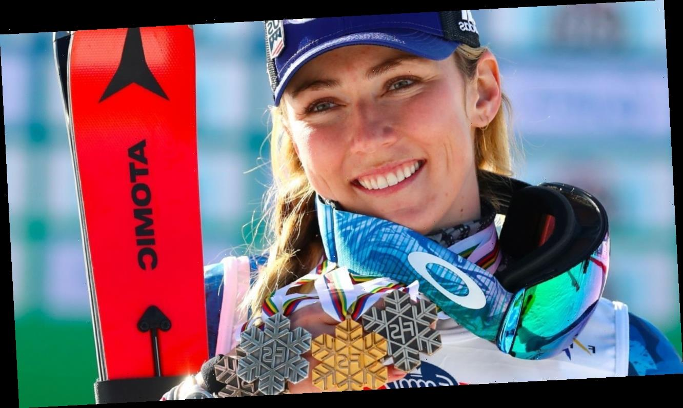 Shiffrin earns slalom bronze; 4th medal at worlds