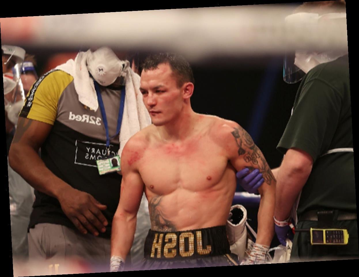 Josh Warrington targeting immediate rematch with Mauricio Lara, claims Eddie Hearn