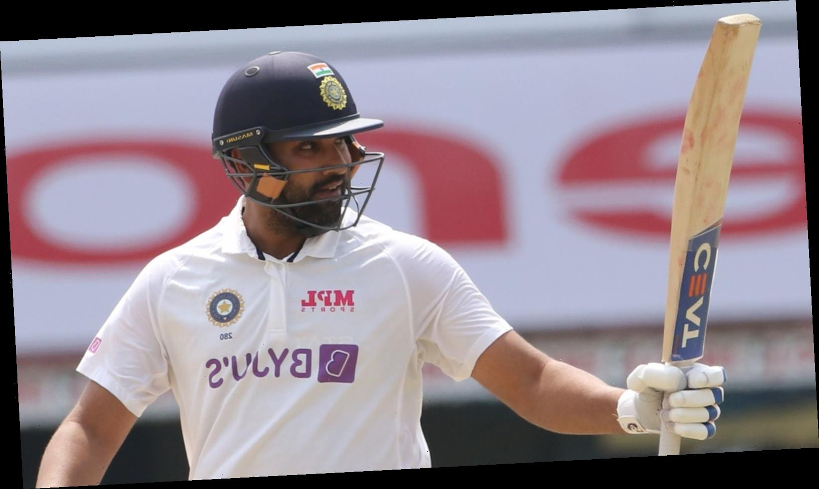 Rohit Sharma hits superb 161 to leave India on top after day one of second Test against England