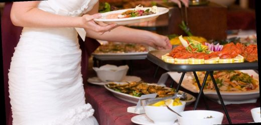 'Tacky' bride has 'no food wedding' because feeding guests 'doesn't matter'