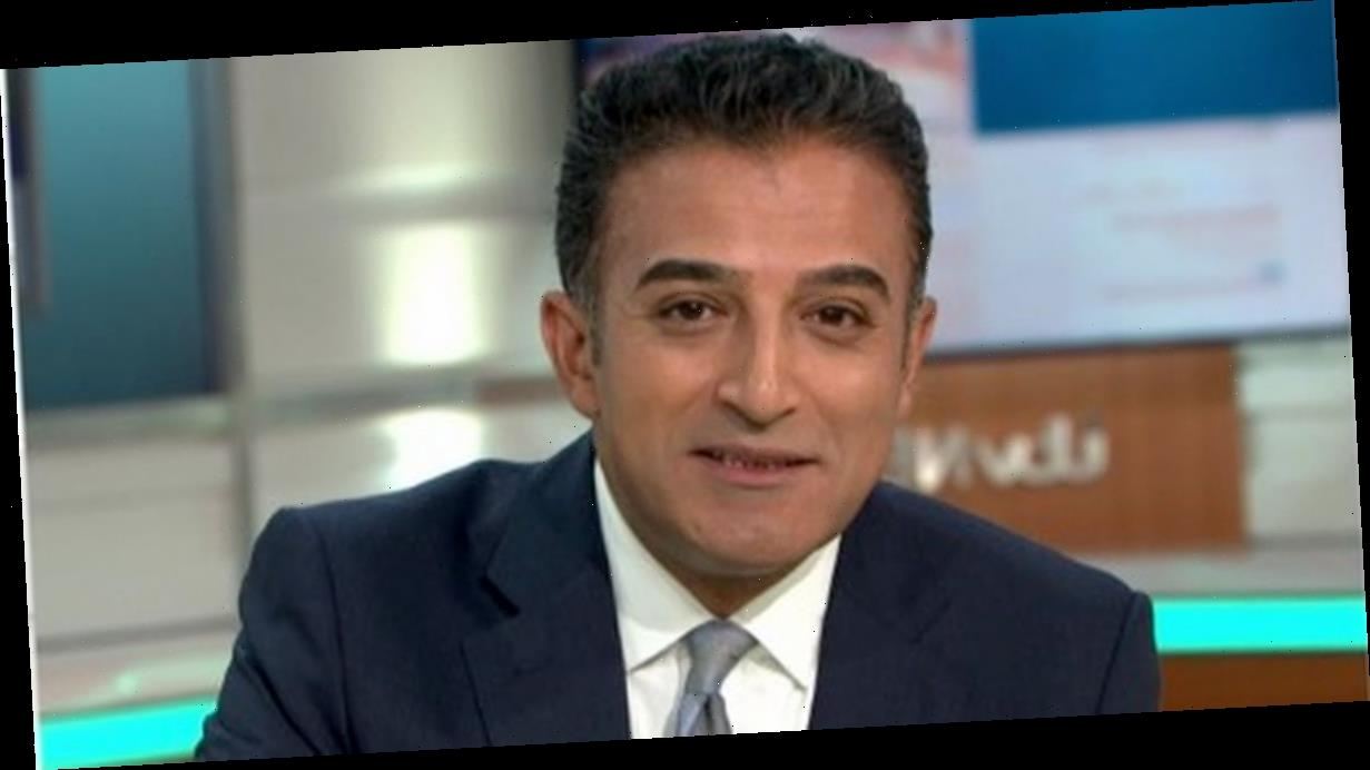 Piers Morgan's Good Morning replacement favourite confirmed as host Adil Ray