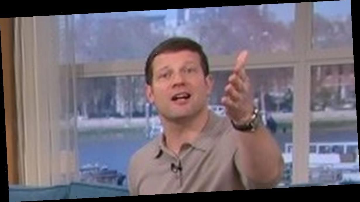 Dermot O'Leary floors This Morning fans as he swears on air in awkward slip-up