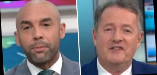 Piers Morgan accuses Alex Beresford of 'whacking him to make name for himself' and is only GMB star to not contact him