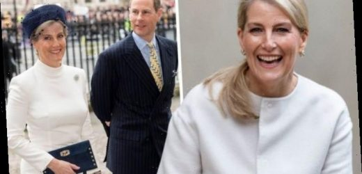 Sophie, Countess of Wessex takes role of 'team leader' and continues to 'boost' Edward up