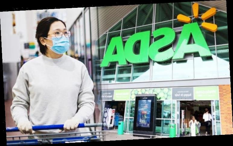 Asda introduces brand new service to give shoppers 10 percent off George clothing