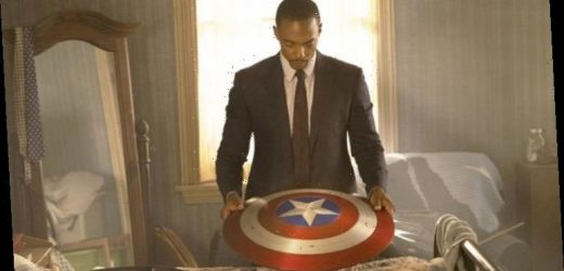 Avengers Endgame star Chris Evans on why Falcon was the obvious choice to take his shield