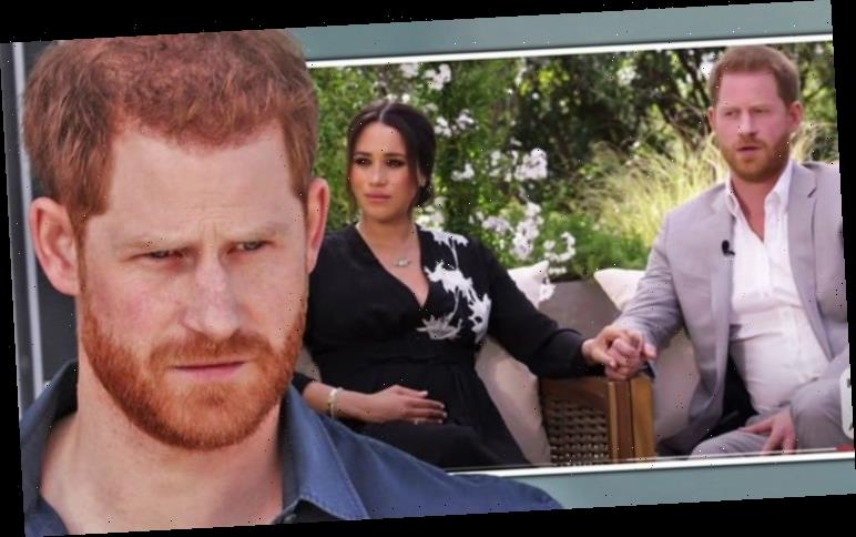 Why Prince Harry 'was always going to break free' from Royal Family with Meghan Markle