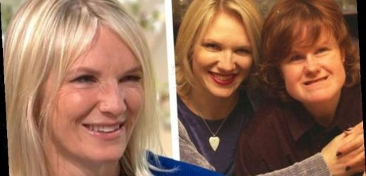 Jo Whiley shares exciting update on sister Frances' health 'Could not be happier'