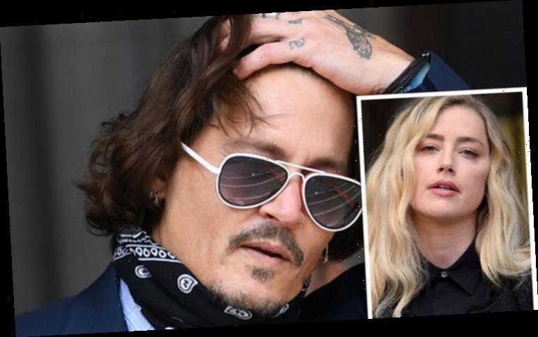 Johnny Depp LOSES bid to appeal ruling over libel case 'he beat ex-wife Amber Heard'