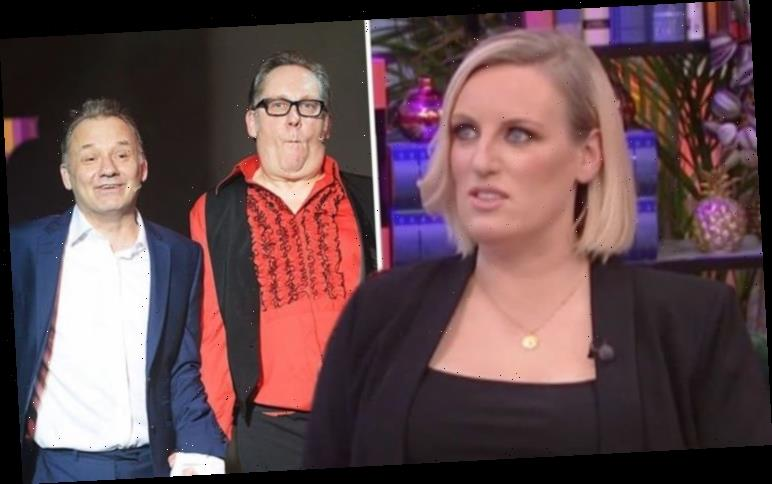 Steph McGovern 'still has sweats' after awkward encounter on show with Bob Mortimer