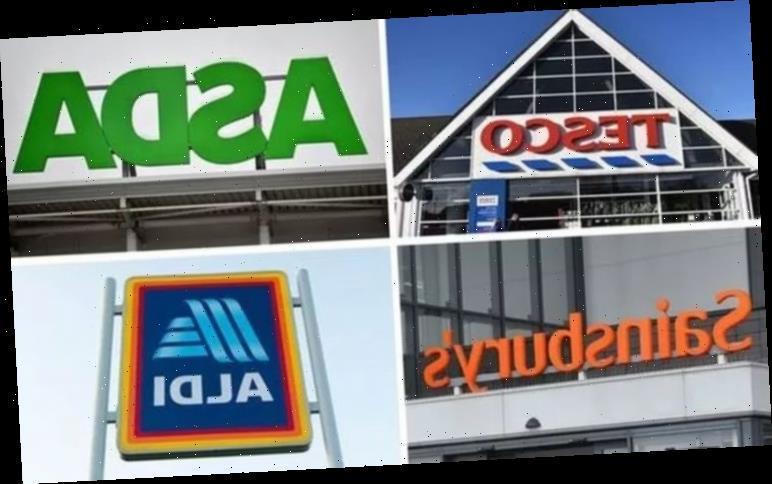 Supermarket news: Rules for major UK supermarkets as lockdown laws change next week