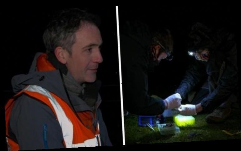 Countryfile viewers squeamish over toad dissection 'too close'
