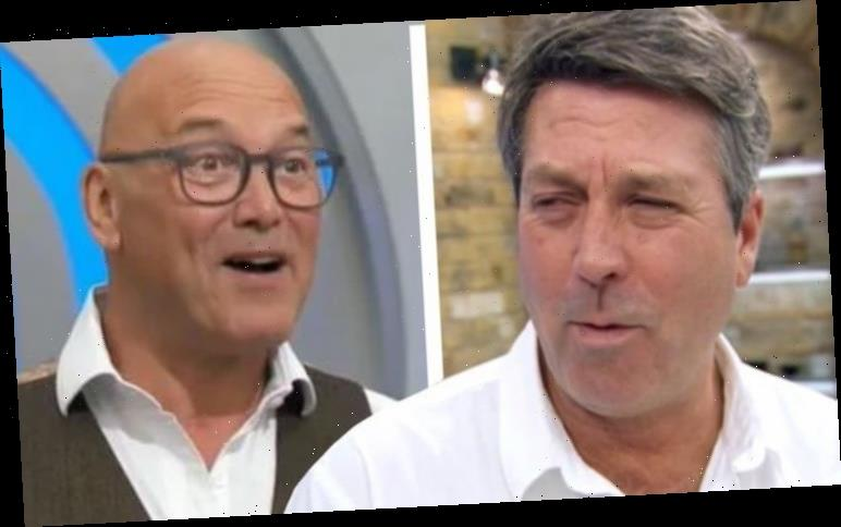 Gregg Wallace explains relief behind no longer sharing a dressing room with John Torode