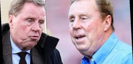 Harry Redknapp aghast at location of Strictly Come Dancing audition 'My mates will see me'