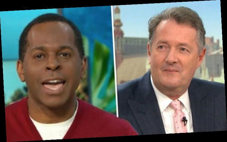 Andi Peters 'promoted' to bigger role on Good Morning Britain after Piers Morgan exit?