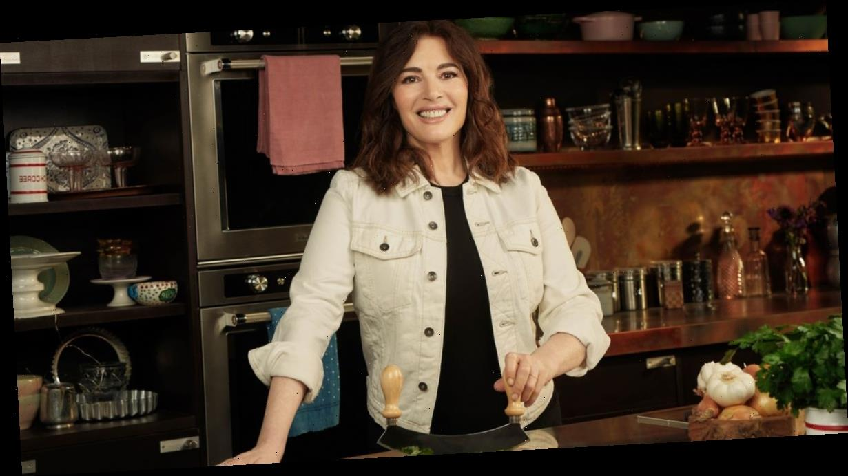 Nigella Lawson's semolina cooking hack gets roast potatoes crispy every time