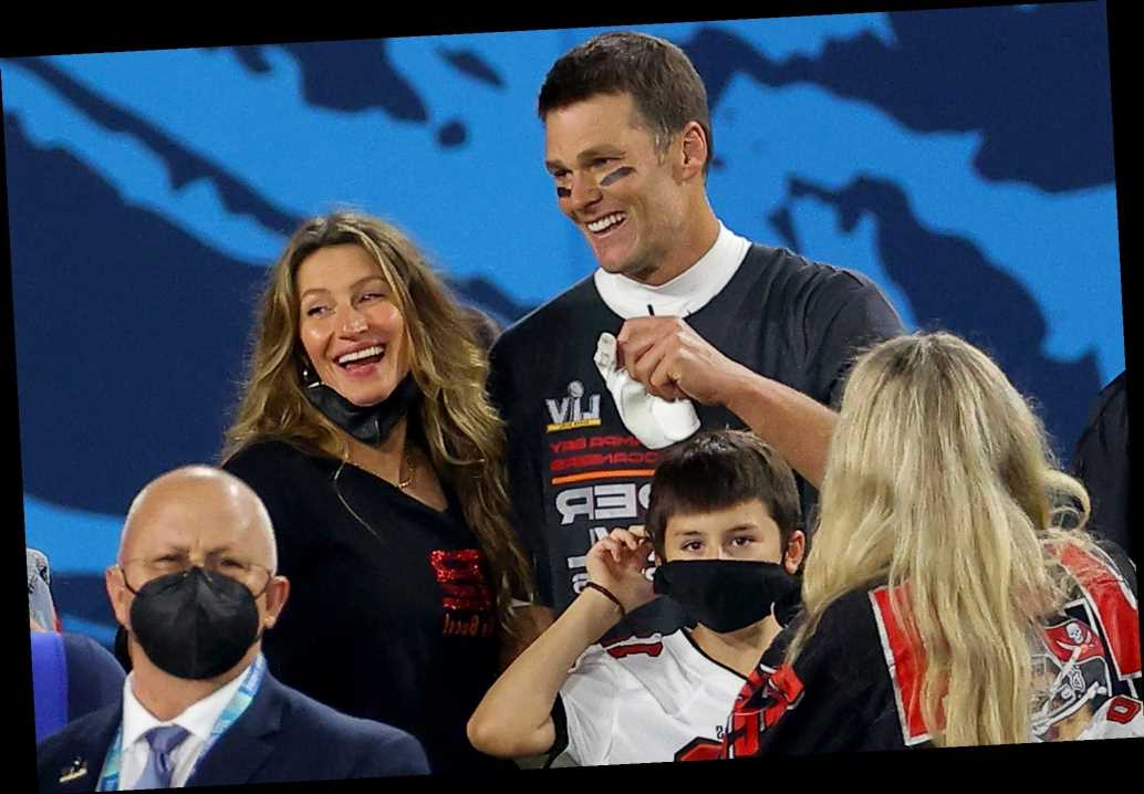 What Gisele Bündchen asked Tom Brady after he won Super Bowl 2021