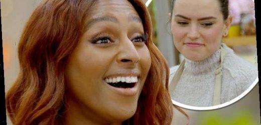 The Great Celebrity Bake Off: Alexandra Burke wins Star Baker