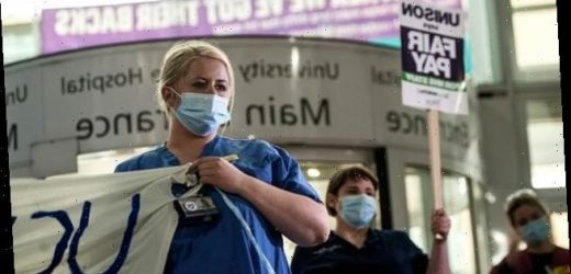 Nurses will be given MORE than the 1% pay rise after all