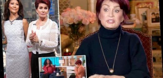 Sharon Osbourne hits back at allegations she called Chen a 'wonton'