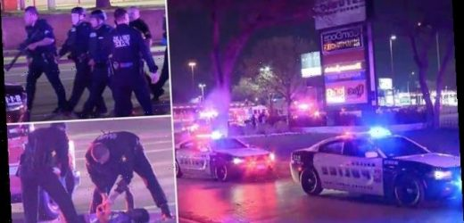 One dead and five injured after shooter opens fire in Dallas nightclub
