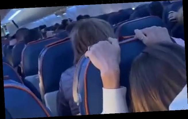 Passengers brace as Boeing-737 suffers tail flap malfunction in Russia