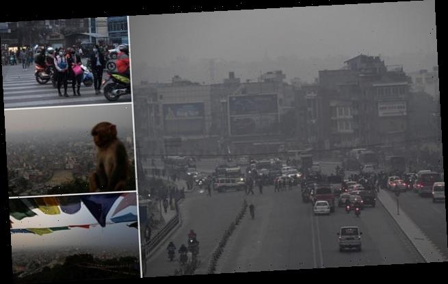 Hazardous smog blankets Nepal as pollution levels hit record high
