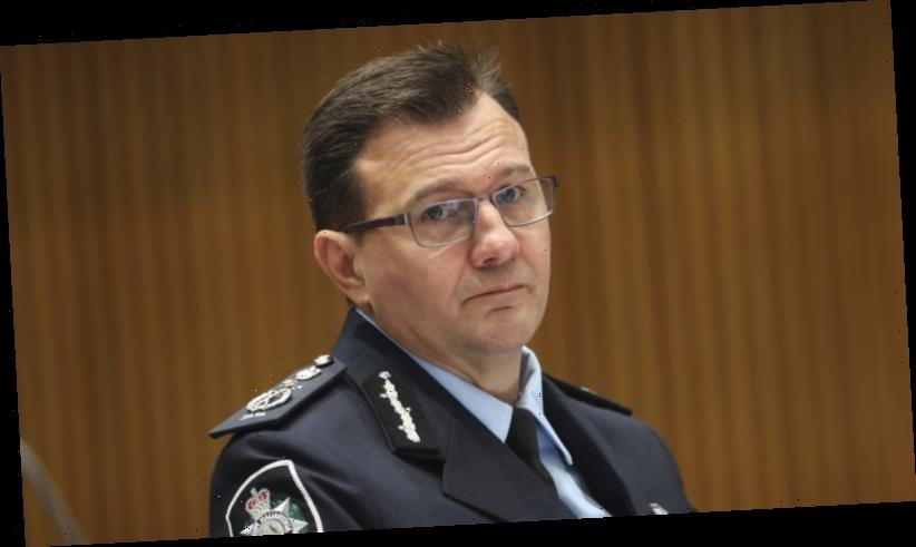 AFP boss confirms dossier on Porter allegation was passed to NSW Police