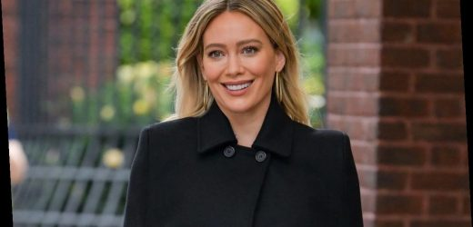 The First Photo Of Hilary Duff's Daughter Mae Is A Beautiful Family Moment