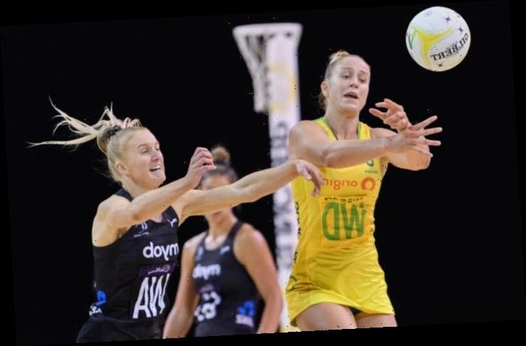 Silver Ferns claim Constellation Cup as Diamonds lose their shine