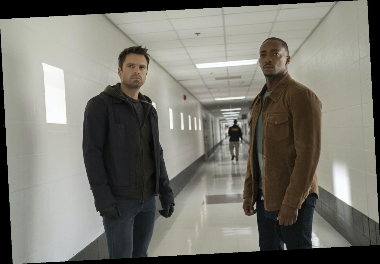 'The Falcon and the Winter Soldier': Anthony Mackie Says Sebastian Stan 'Knows Nothing' About Him