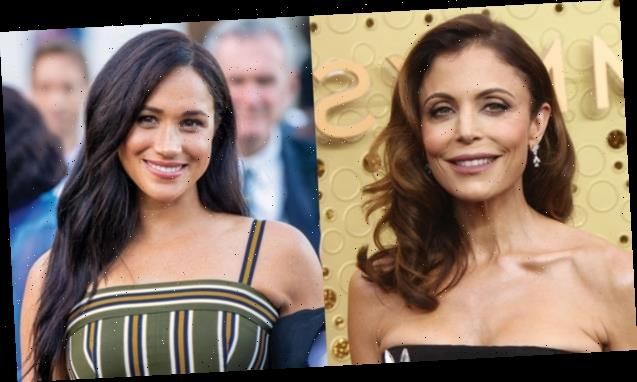 Bethenny Frankel Shades Meghan Markle Over Complaints Of 'Suffering In A Palace': 'Cry Me A River'