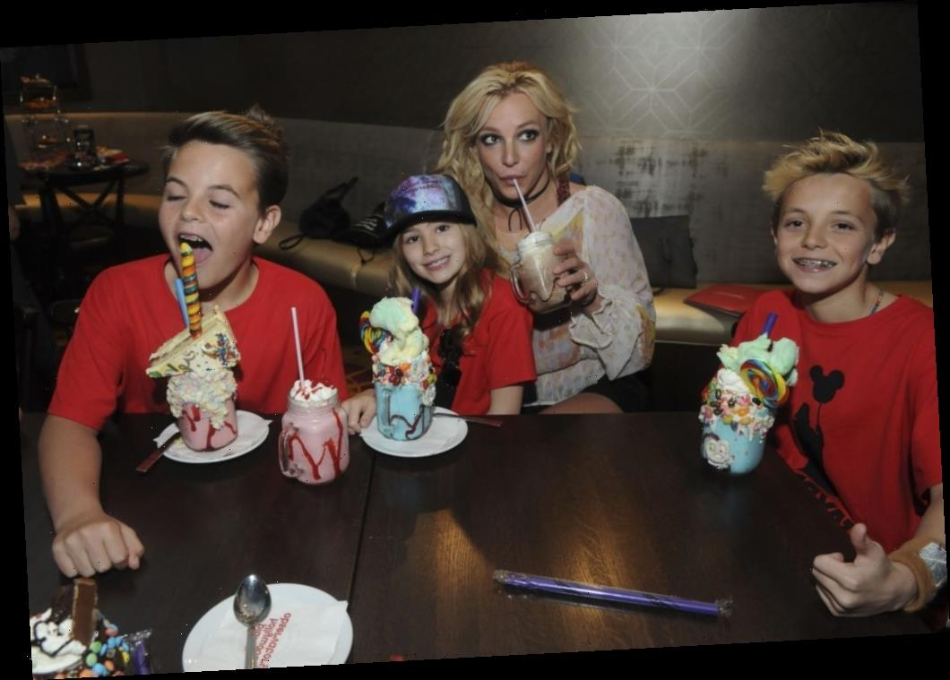 Do Britney Spears' Kids Have Instagram?