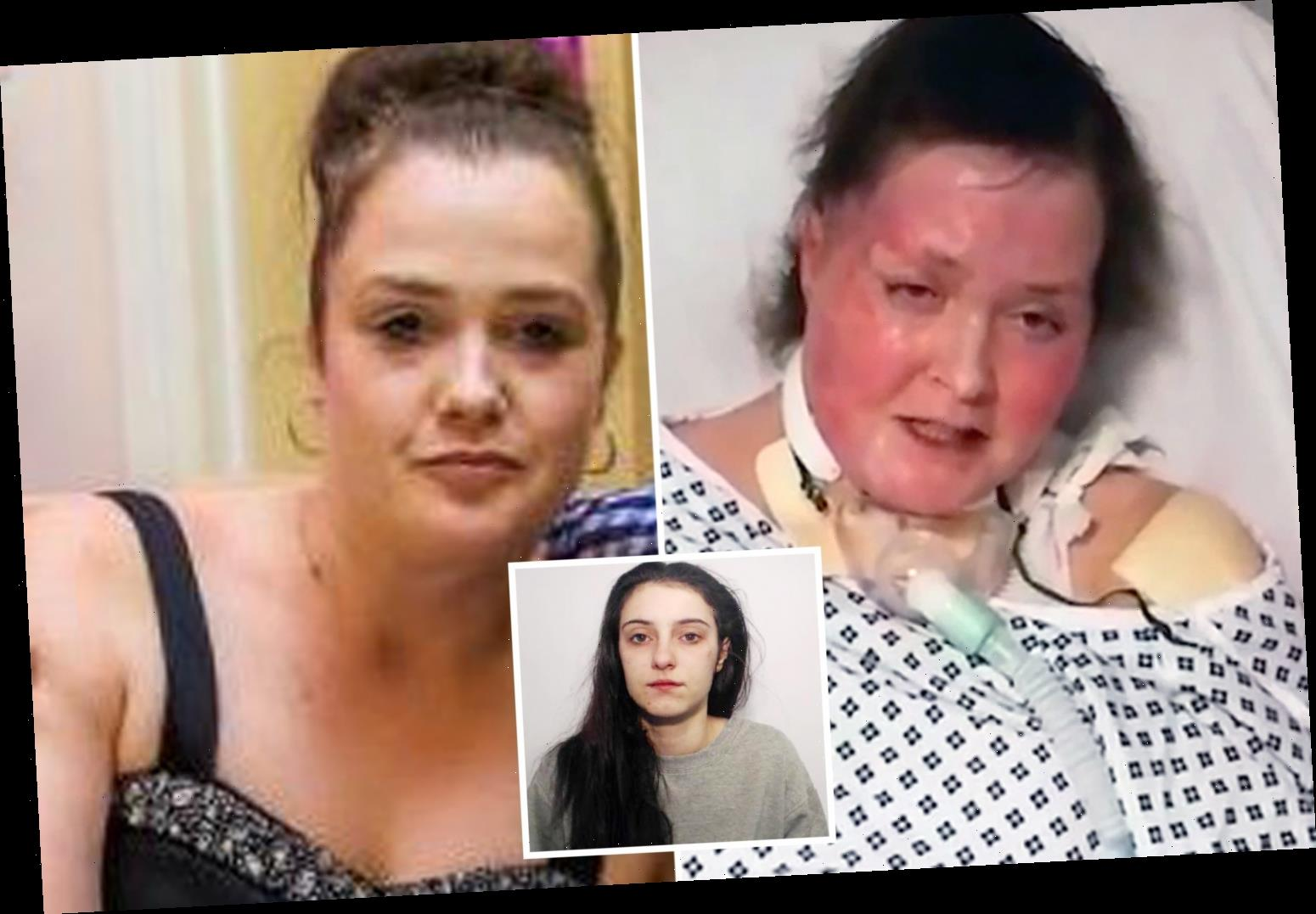 Woman admits manslaughter of mum-of-six Michelle Pearson, 37, killed in Salford house fire