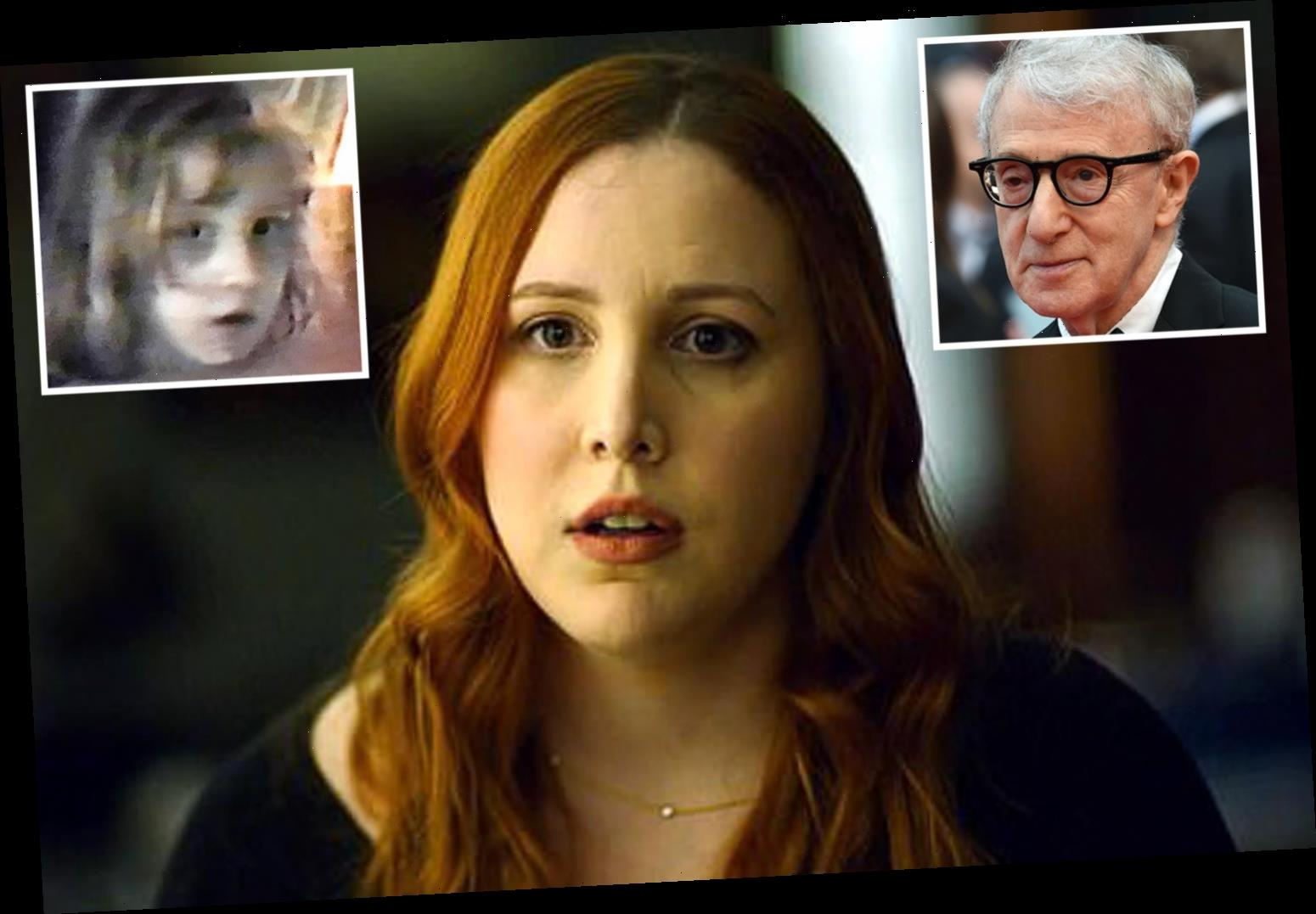 Woody Allen's daughter Dylan Farrow says he 'shoved her face into a plate of hot spaghetti' and abused her in the attic
