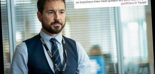 Line of Duty fans seriously distracted by Steve Arnott's face – but can you spot why?
