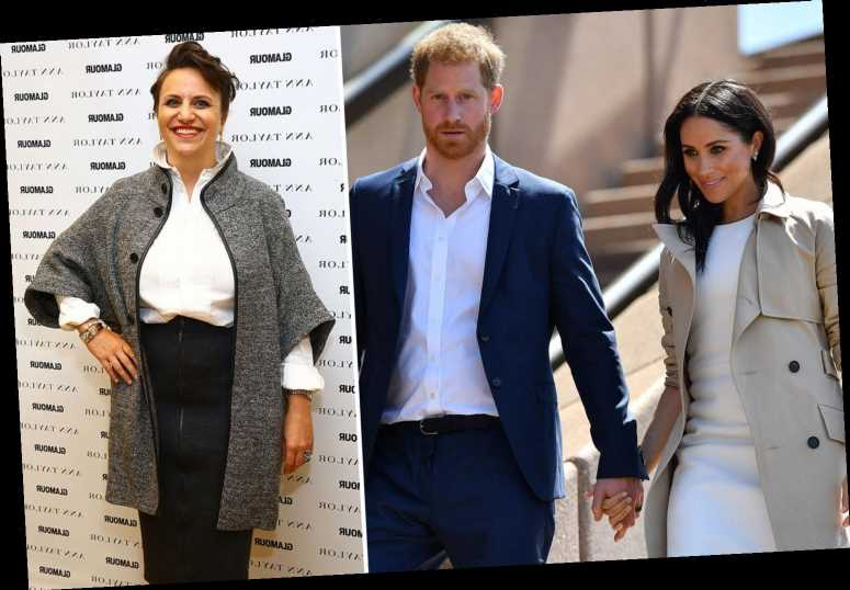 Meghan Markle and Prince Harry link up with woman behind Hillary Clinton's 2016 presidential campaign