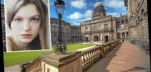 Model, 21, killed herself in lockdown after 'failings' by Edinburgh University