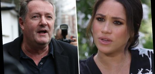 ITV market value plunges by £200m after Piers Morgan leaves Good Morning Britain over Meghan Markle row