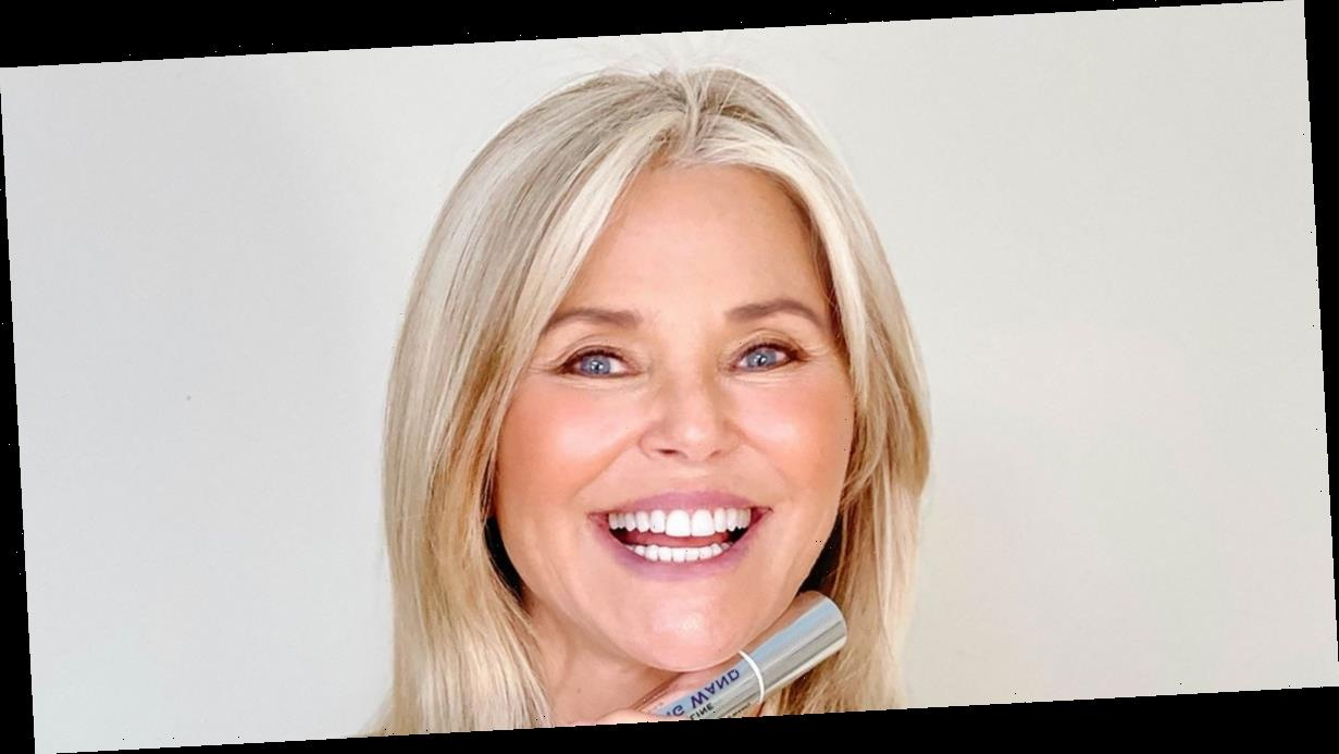 Christie Brinkley Shares $89 Anti-Aging Secret That Made Neck Lines 'Vanish'