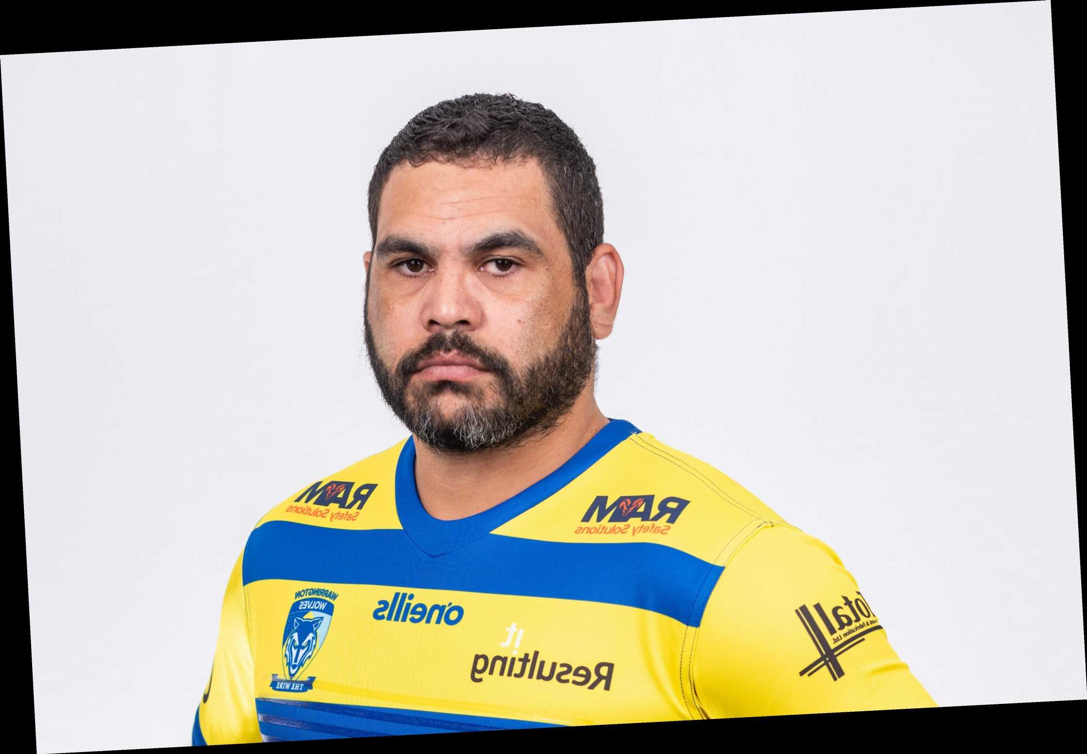 Greg Inglis can overcome 'long odds' after shock Warrington switch