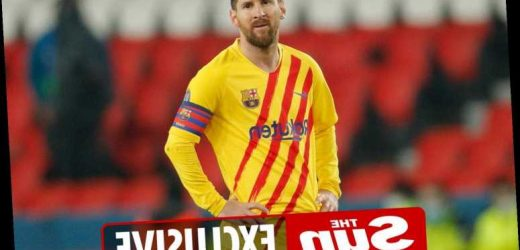 Lionel Messi demands proof new Barcelona president Joan Laporta can fund major transfers as Man City wait in wings