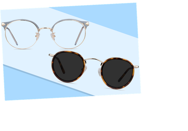 The best glasses to buy at EyeBuyDirect right now
