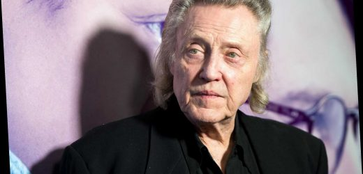 How old is Christopher Walken and what are his best quotes?
