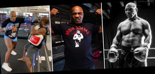 Mike Tyson training: The methods icon used to transform body from 4,000 calorie-a-day diet to brutal 4am runs
