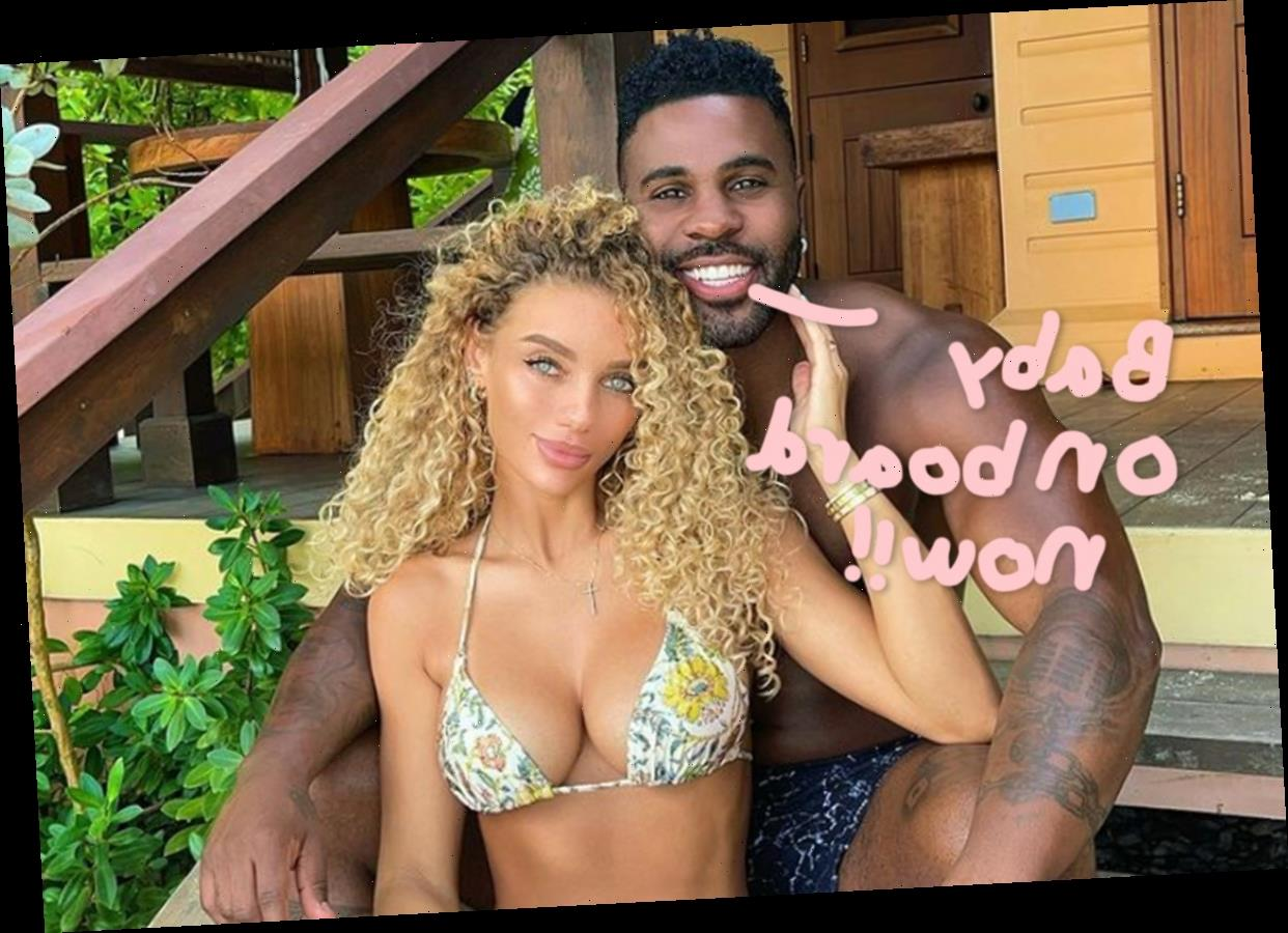 Jason Derulo And Girlfriend Jena Frumes Expecting First Child Together!