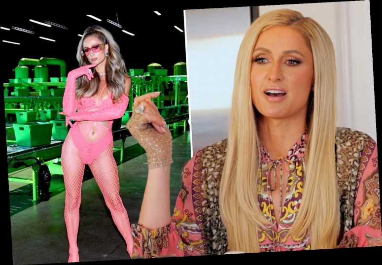 Paris Hilton says a company pitched to make sex dolls that looked 'exactly like' her and admits 'it was really creepy'