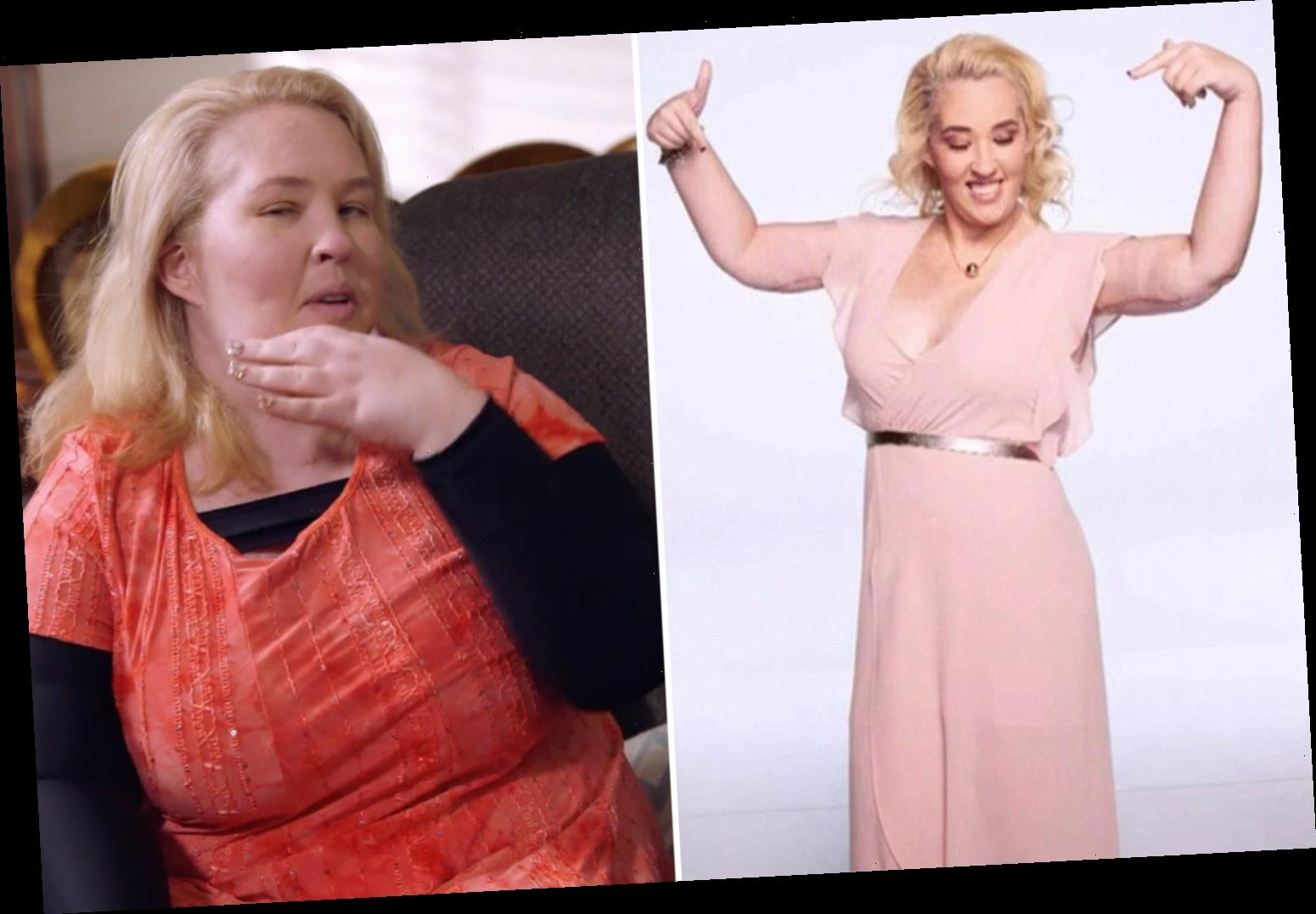 Mama June reveals she has 'stage 3 lipedema' and if she doesn't get it taken care of she'll be 'dead in six months'