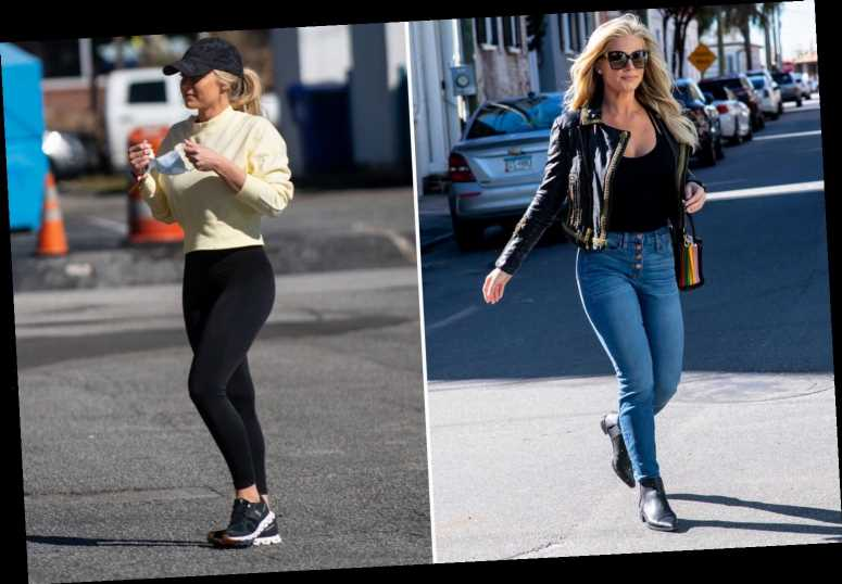 Southern Charm's Madison LeCroy gets in workout as she moves on from ARod affair rumors after MLB pro's split from JLo